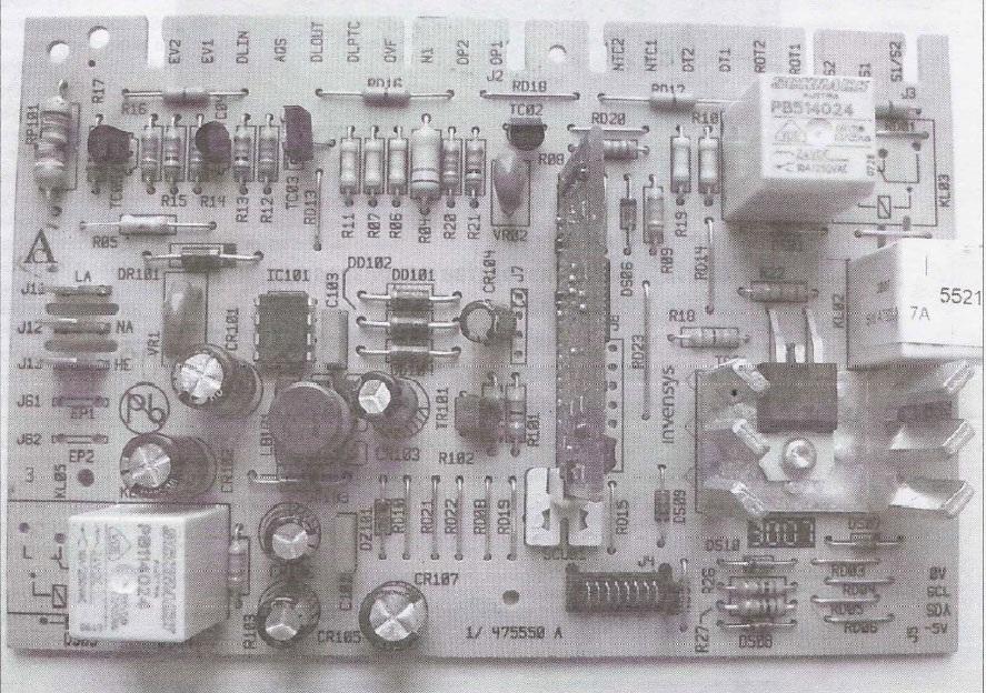 модуль управления 50c82