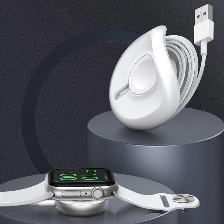 Аксессуар Baseus YOYO Wireless Charger White WXYYQIW03-02 - фото 1