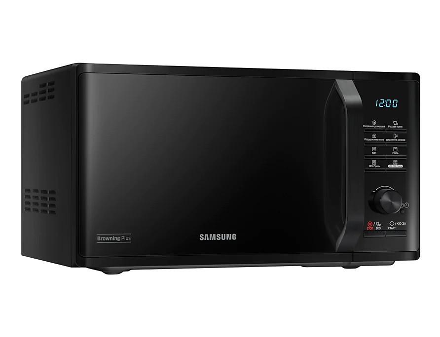 Микроволновая печь Samsung MG23K3515AK - фото 9