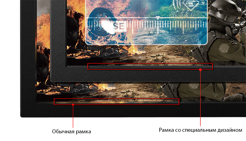 Монитор BenQ Zowie XL2731 Gray - фото 5