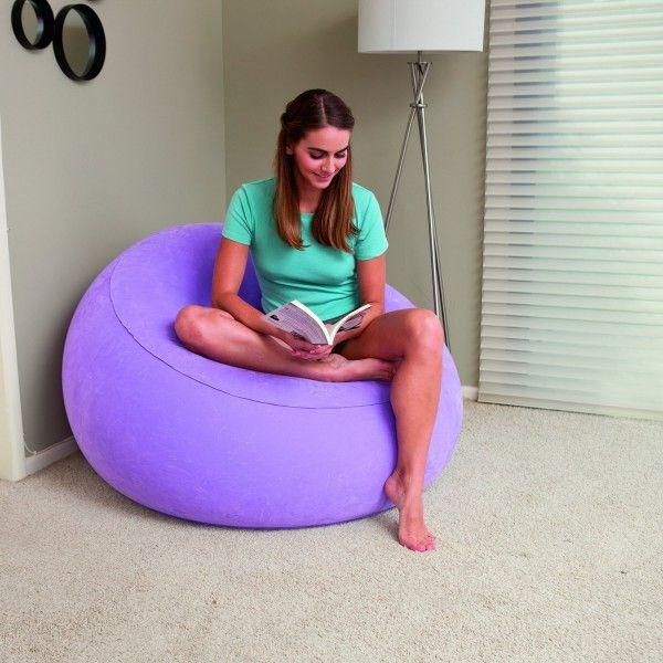 Надувное кресло BestWay Inflate-A-Chair 75052 - фото 1