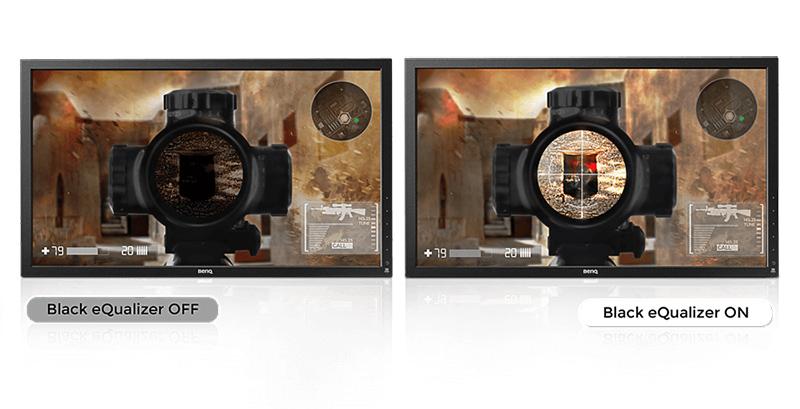 Монитор BenQ Zowie XL2731 Gray - фото 1