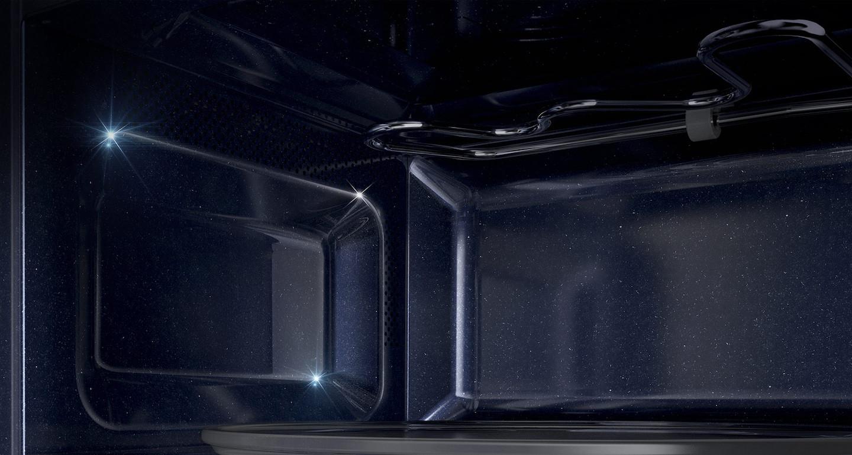 Микроволновая печь Samsung MG23K3515AK - фото 4