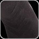 Гольфы компрессионные B. Well Med JW-127 размер 5 II класс компрессии Nero 7640156392098 - фото 5