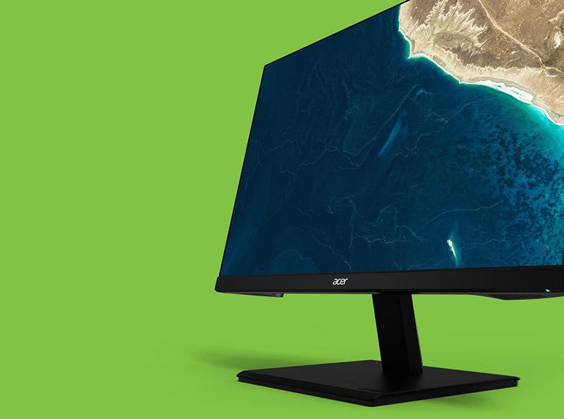 Монитор Acer V277BIP Black - фото 1