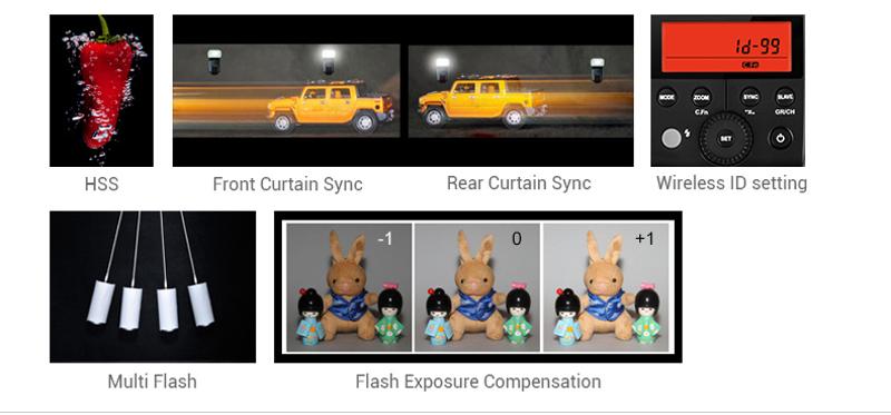 Вспышка Godox Ving V350S TTL для Sony 26311 - фото 3
