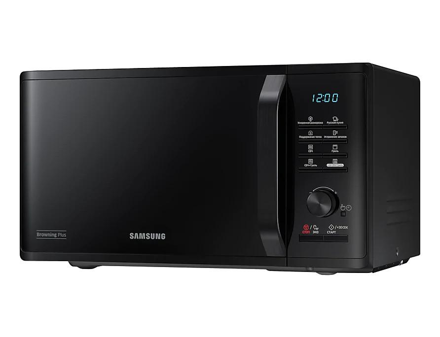 Микроволновая печь Samsung MG23K3515AK - фото 10
