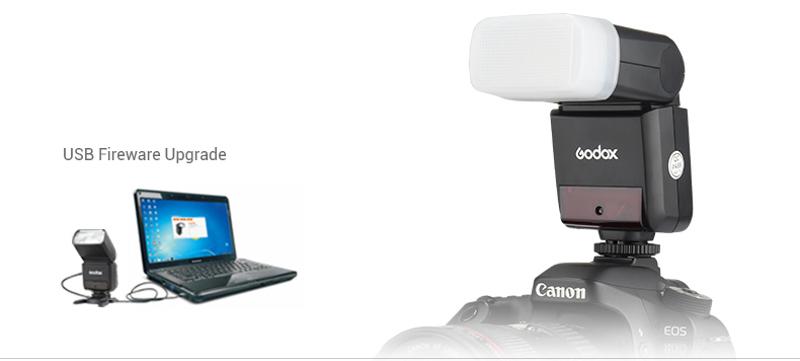 Вспышка Godox Ving V350C TTL для Canon 26309 - фото 5