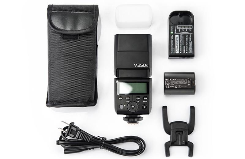 Вспышка Godox Ving V350S TTL для Sony 26311 - фото 6