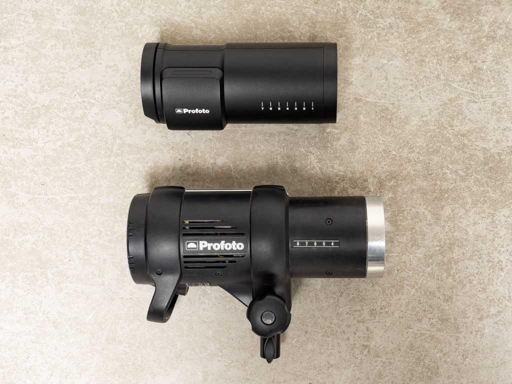 Profoto B10 Plus: обзор портативной аккумуляторной вспышки - фото 7