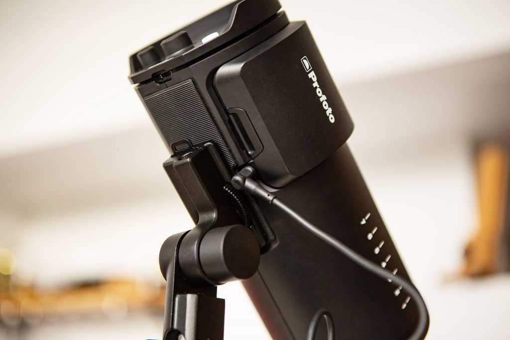Profoto B10 Plus: обзор портативной аккумуляторной вспышки - фото 24