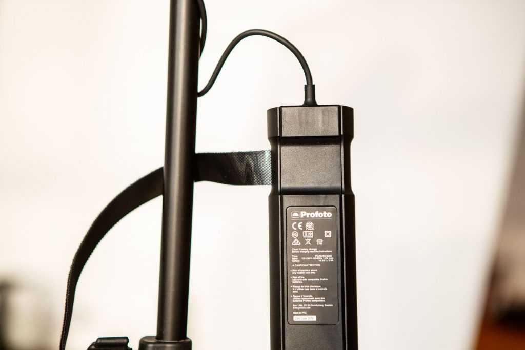Profoto B10 Plus: обзор портативной аккумуляторной вспышки - фото 26