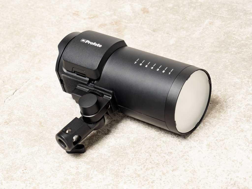 Profoto B10 Plus: обзор портативной аккумуляторной вспышки - фото 6