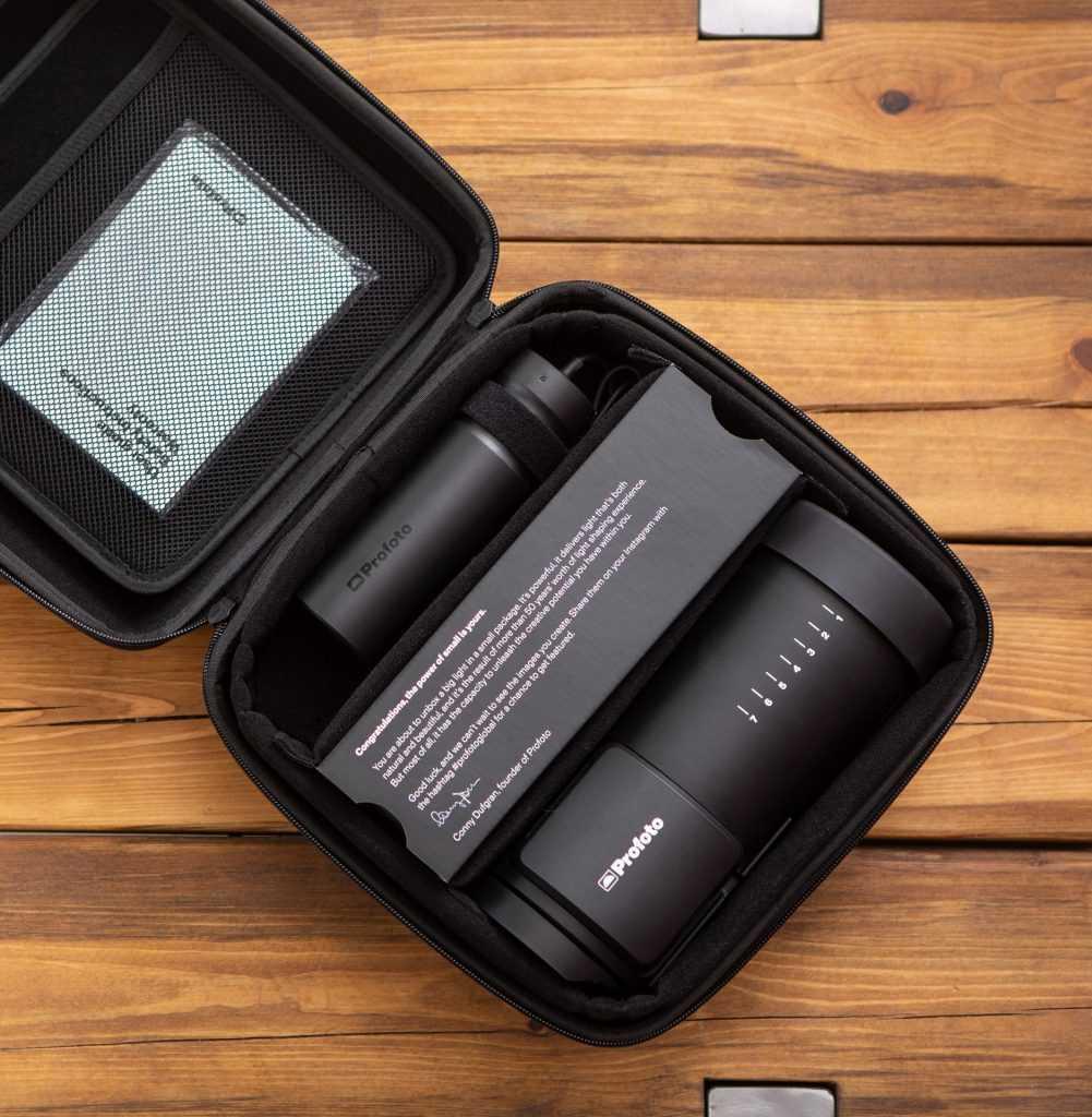 Profoto B10 Plus: обзор портативной аккумуляторной вспышки - фото 2