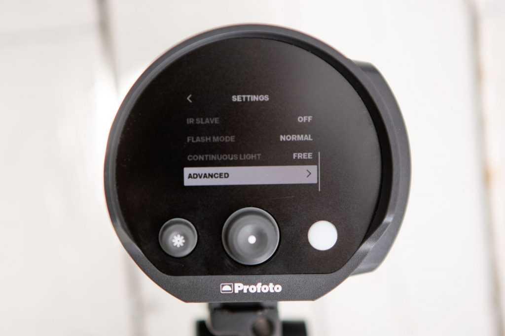 Profoto B10 Plus: обзор портативной аккумуляторной вспышки - фото 17