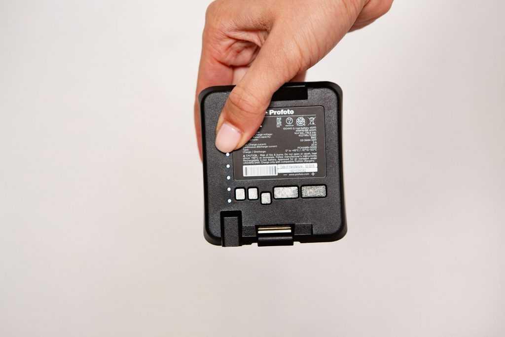 Profoto B10 Plus: обзор портативной аккумуляторной вспышки - фото 22