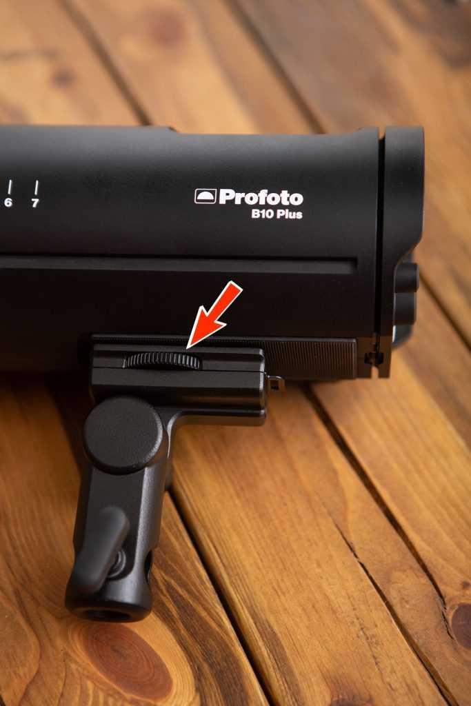 Profoto B10 Plus: обзор портативной аккумуляторной вспышки - фото 10