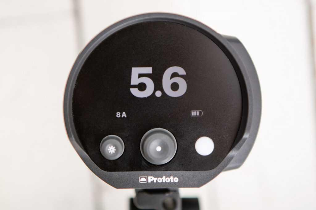 Profoto B10 Plus: обзор портативной аккумуляторной вспышки - фото 15