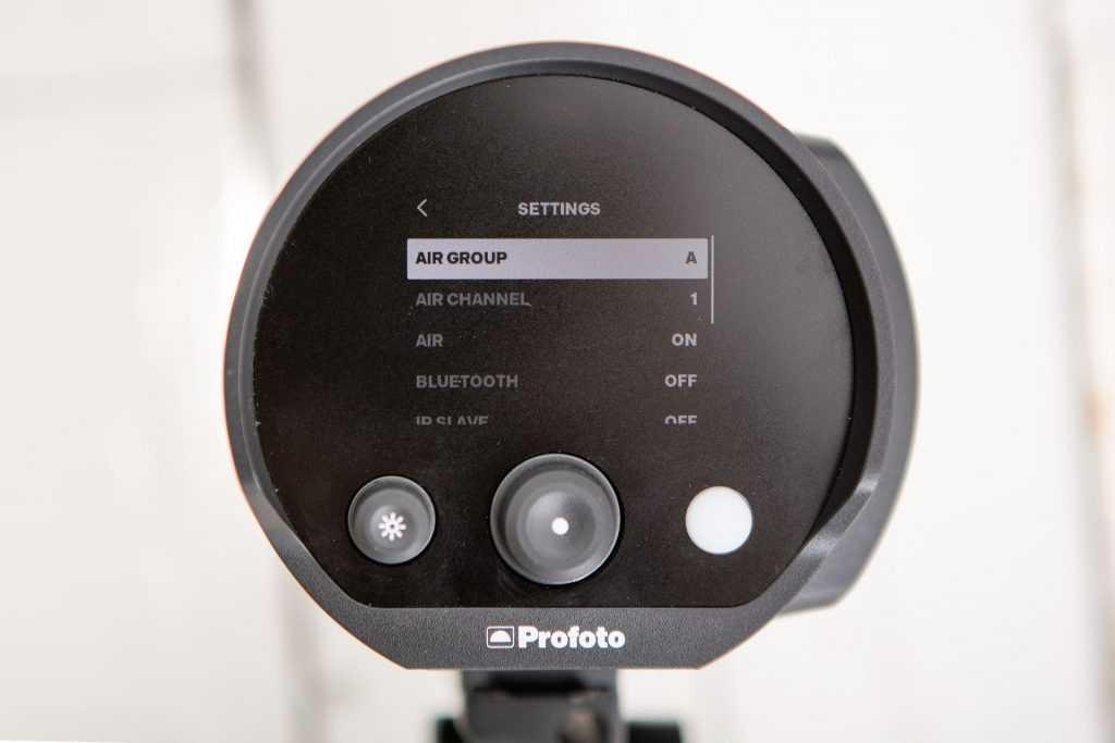 Profoto B10 Plus: обзор портативной аккумуляторной вспышки - фото 16