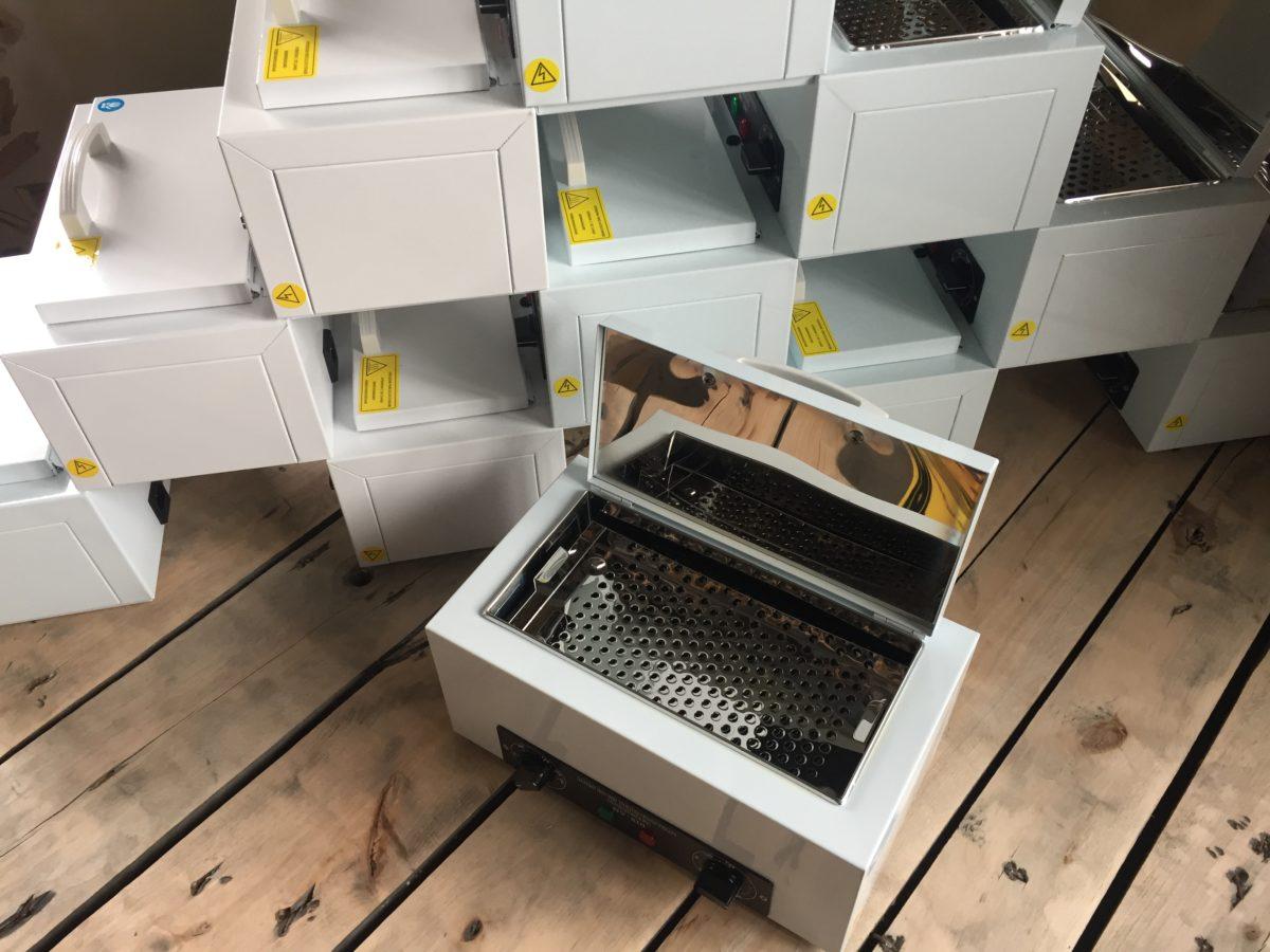 Сухожар для стерилизации NV-210 300Ватт для маниюрных инструментов - фото IMG_8139.jpg