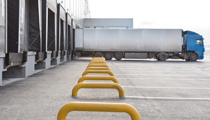 Доковое оборудование для оснащения склада