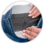 Женские брюки-леггинсы  для похудения Slim N Lift Caresse Jeans - фото 3