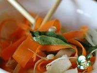 Салат с проростками маша ингредиенты