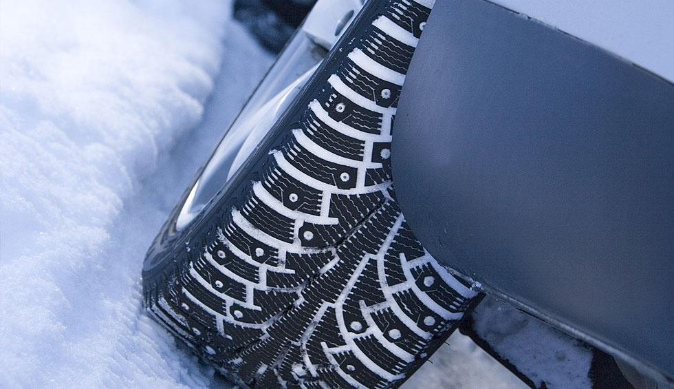 Законодательство об использовании зимних шин и шипов в странах Европы - фото 1