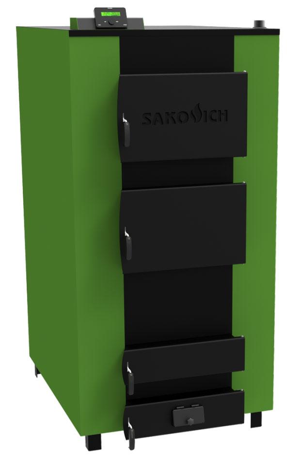 Твердотопливный котел Pramen (Sakovich) WG max plus  70 kW - фото wgmax