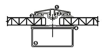 Алюминевый профиль схема