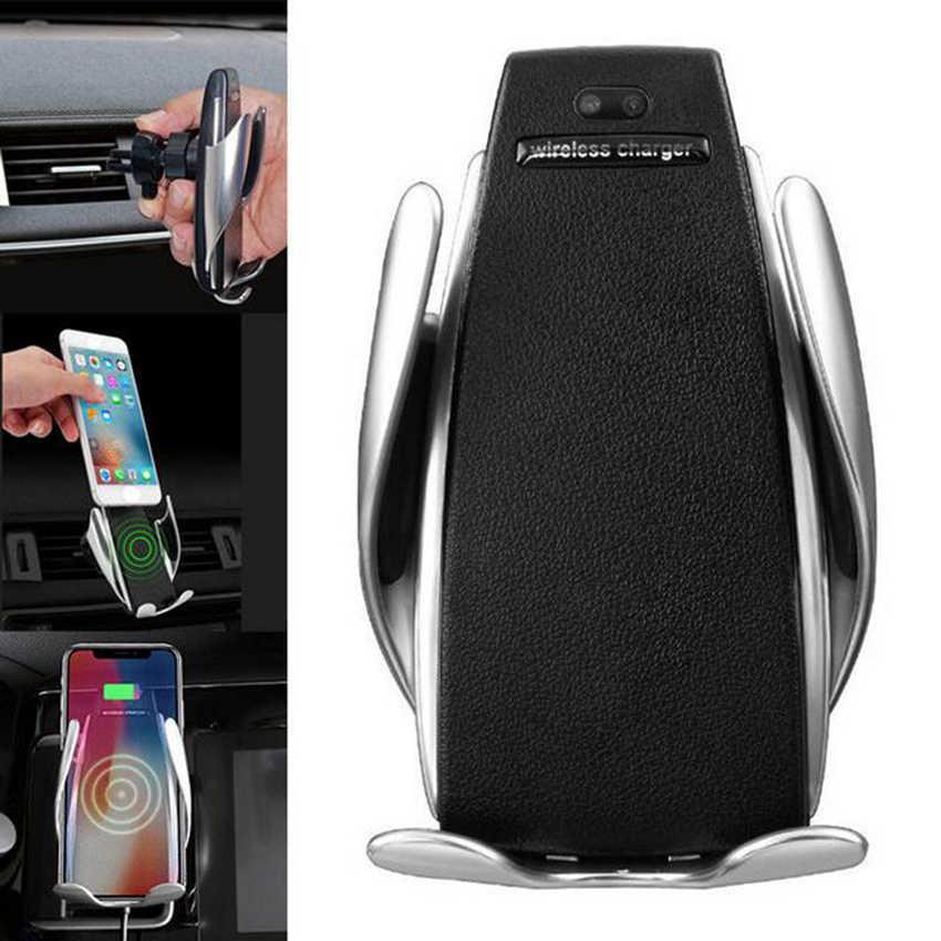 Картинки по запросу Беспроводное зарядное устройство S5 в автомобиль