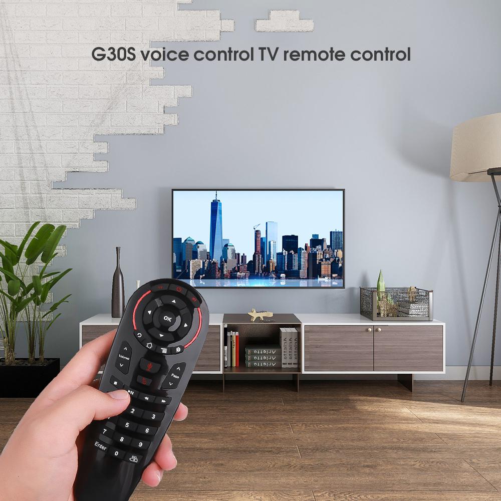 Аэромышь Air mouse G30S USB 2.4G для тв приставок пульт - фото Hb8cf9ad085ac488887d93521b6da3883M.jpg