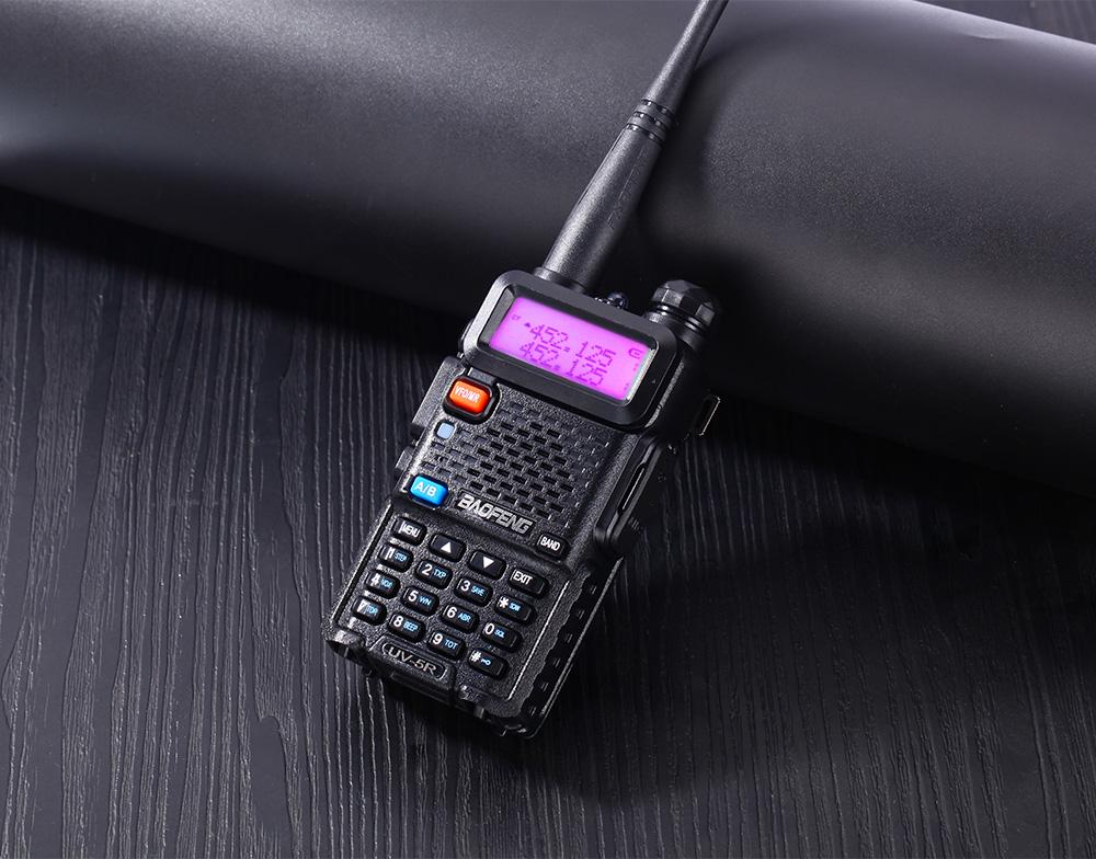 Рация Baofeng UV-5R 136-174 и 400-520 МГц для охоты - фото UV-5R_10