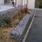 Купить Габионы идеальное средство для укрепления склона и возведения подпорных стенок