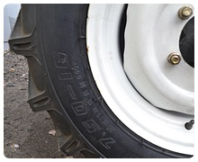 Большие колеса