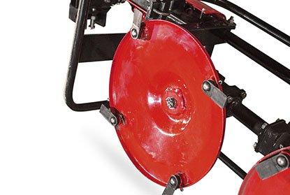 Косилка роторная задненавесная к мини-трактору - фото Косилка роторная задненавесная к минитрактору-4.jpg