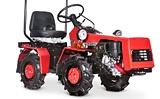 Мини-трактор Rossel XT-184D (18 л.с., ВОМ, дифференциал) - фото belarus mtz 132.jpg