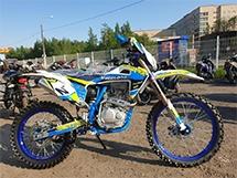 Мотоцикл Motoland Кросс XT 250 ST-NC - фото КроссXT250ST-NC_4.jpg