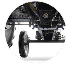 Мини-трактор Кентавр Т-240 (24 л.с., BOM, 1246 куб. см, ременная передача, гидравлика) - фото 08-diff.jpg