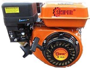 двигатель skiper gx170