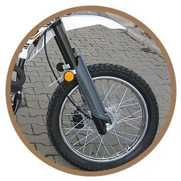 телескопическая вилка мотоцикла Racer Panther RC250GY-C2