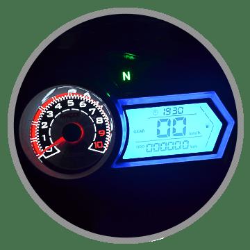 приборная панель Racer Ranger RC250-GY8A