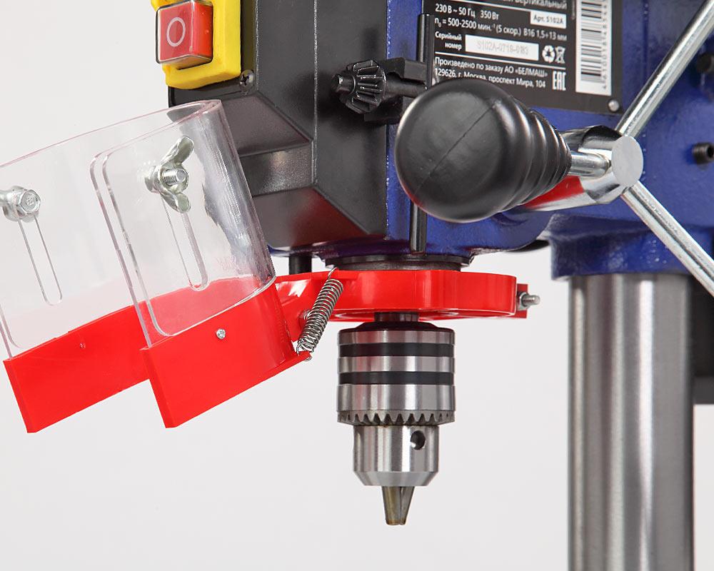 Станок cверлильный вертикальный Белмаш DP200-13 - фото S102A_04.jpg