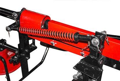 Косилка роторная задненавесная к мини-трактору - фото Косилка роторная задненавесная к минитрактору-7.jpg