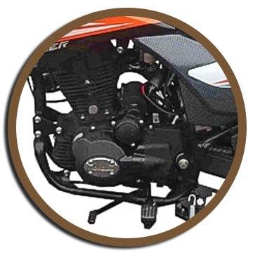 двигатель ranger panther lite 250