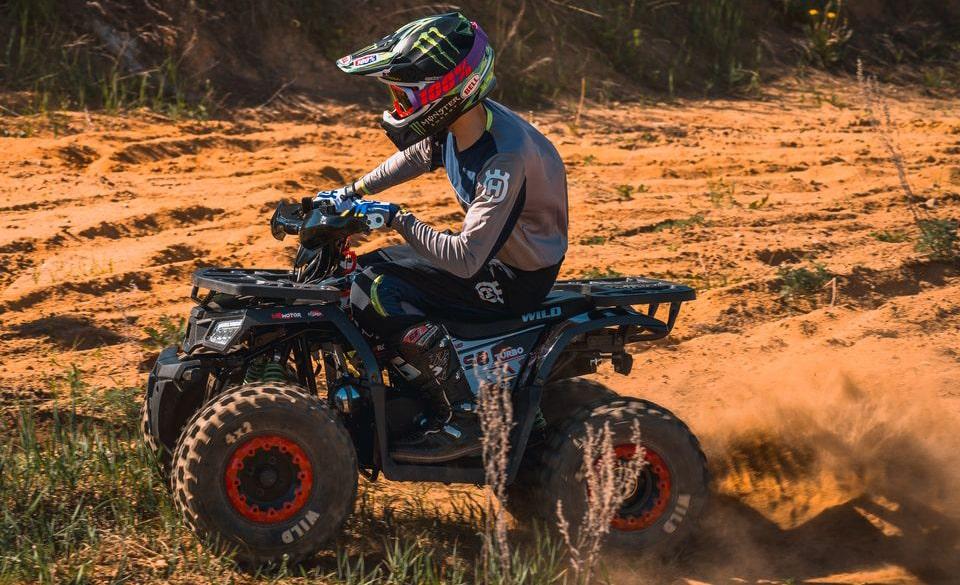 Квадроцикл Motoland Wild 150