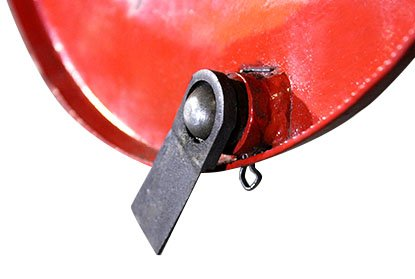 Косилка роторная задненавесная к мини-трактору - фото Косилка роторная задненавесная к минитрактору-5.jpg