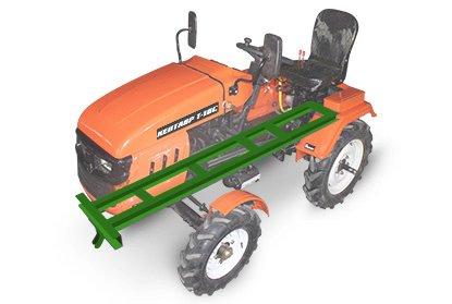 Мини-трактор Schneider Т-20 (18 л.с., BOM, 800 куб. см, гидравлика) + Подарки - фото kentavr-t_18d_9.jpg