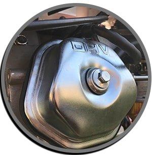 защита от вибрации мотоблок Rossel М-318