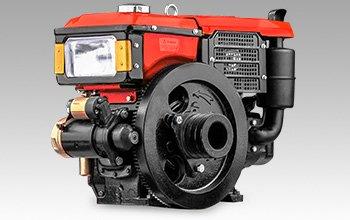 Мини-трактор Shtenli T-180 (18 л.с., ВОМ) - фото двигатель штенли т-180